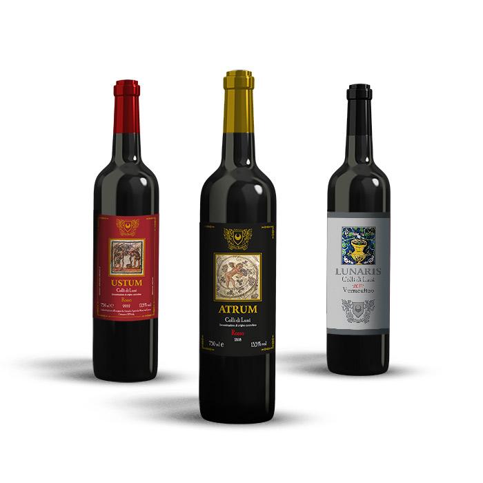 Etichetta per vino